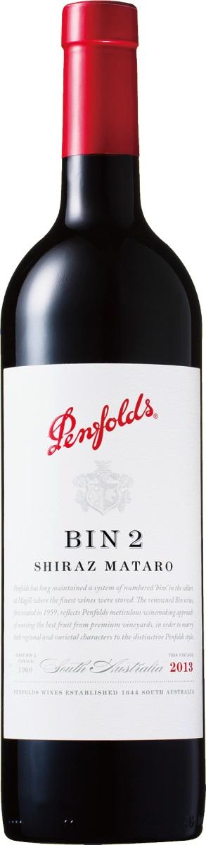 父の日に贈りたいペンフォールズのワイン、ビン2・シラーズ・マタロ