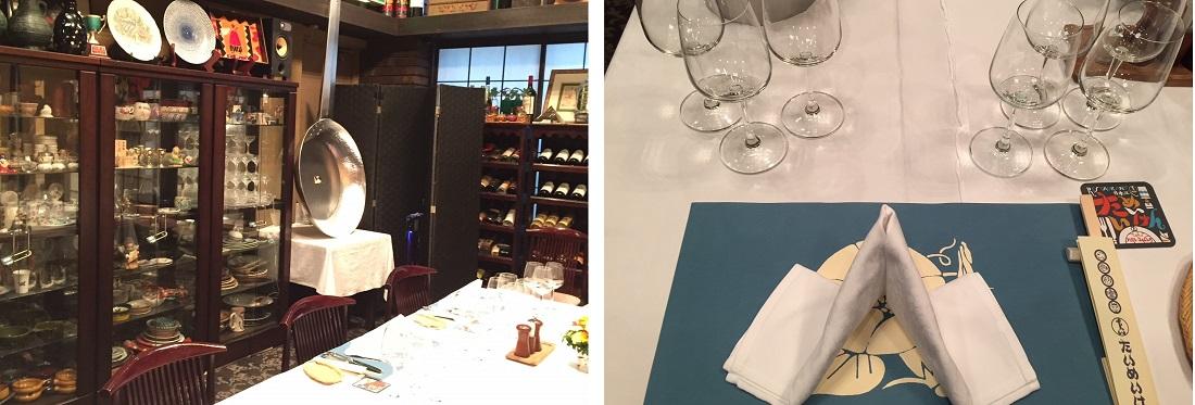 ワイン部2年目みきの食レポ!「たいめいけん」でサンタ・リタのワインを楽しむ♪
