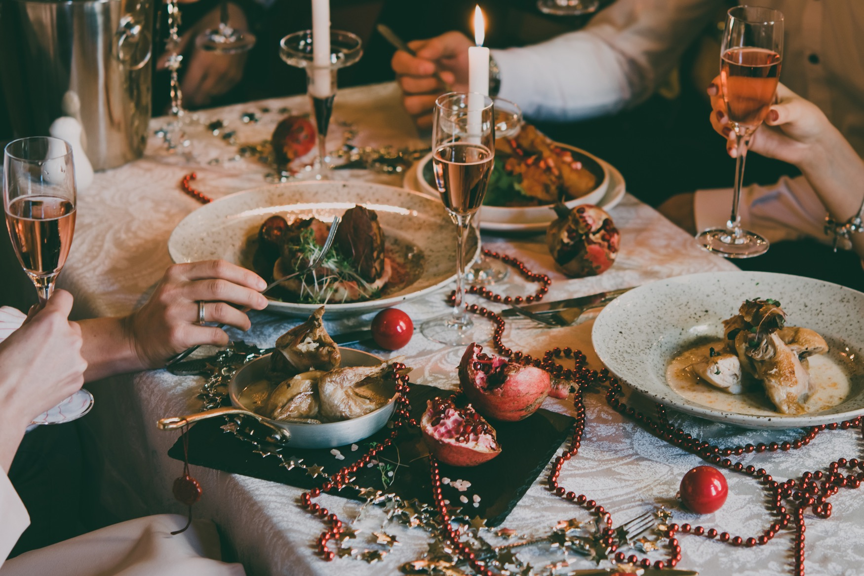 ロゼスパークリングワインで決まり!楽しみ方とおすすめの料理