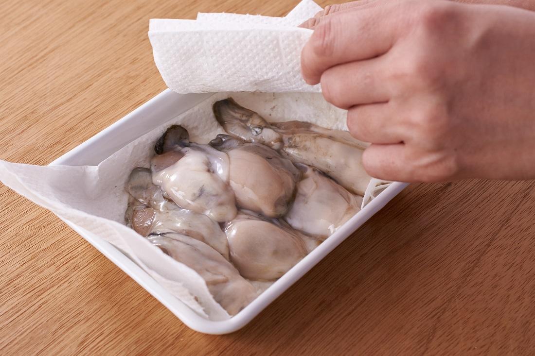 ちょっぴり贅沢に!お手軽な牡蠣のレシピとおすすめの白ワイン