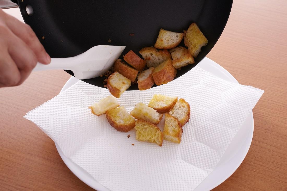 ワーママなつのおすすめレシピ第十七弾!パンを使った料理でスパークリングワインを堪能しよう!