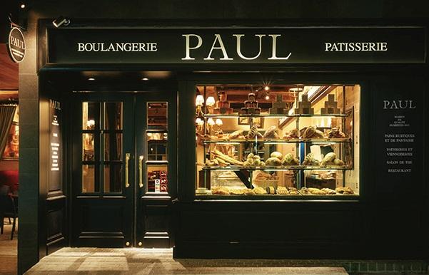PAUL店舗外観