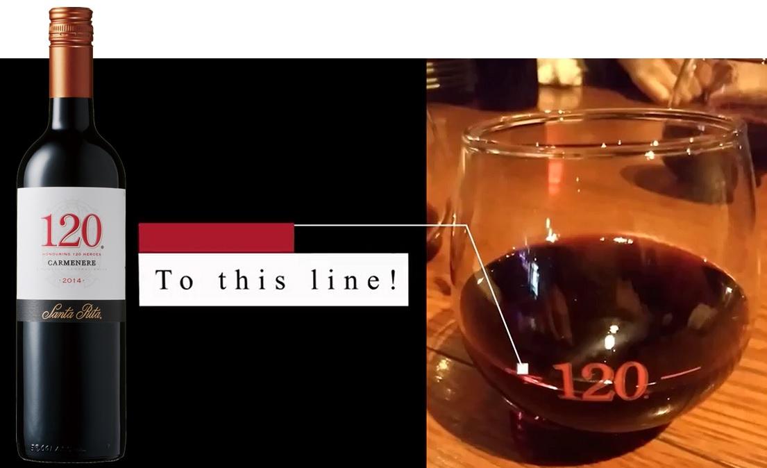 サンタ・リタ120スワリンググラス