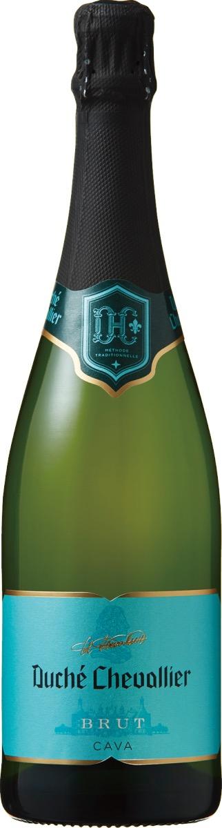 夏におすすめの税抜1500円以下の辛口スパークリングワイン「ヴィニデルサ・ドゥーシェ・シュバリエ・ブリュ」