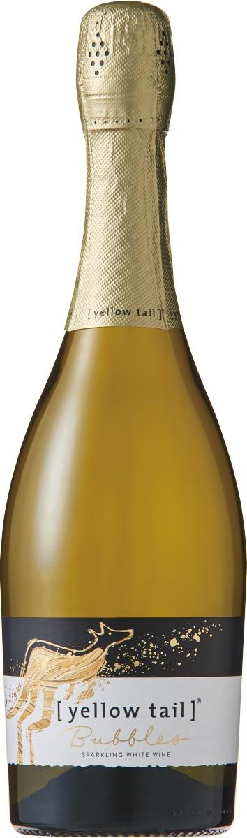 夏におすすめの税抜1500円以下の辛口スパークリングワイン[イエローテイル]バブルス・ドライ