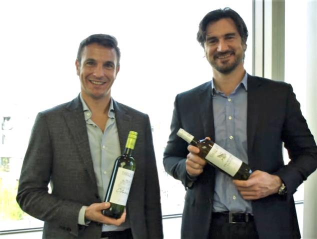 奇跡の白ワインメーカー、兄弟そろってフランスより来日!
