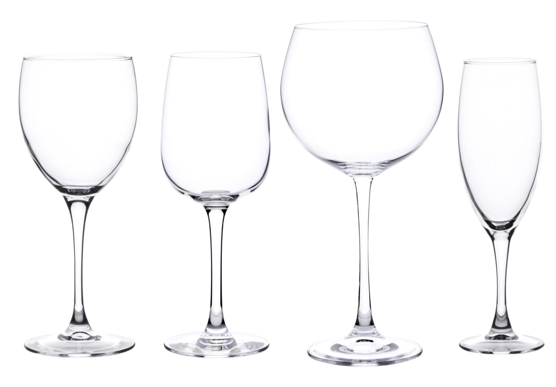 ワイングラスの各部位の名称を知ろう