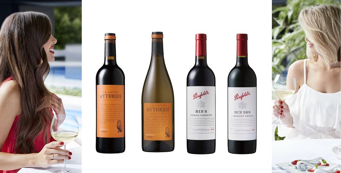 新年におすすめの幸運ワイン、ミティークとペンフォールズ