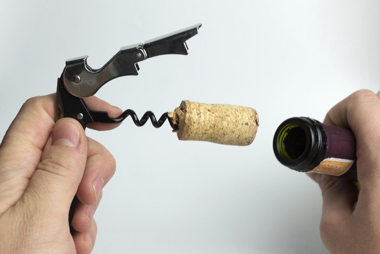 ワインの開け方の手順