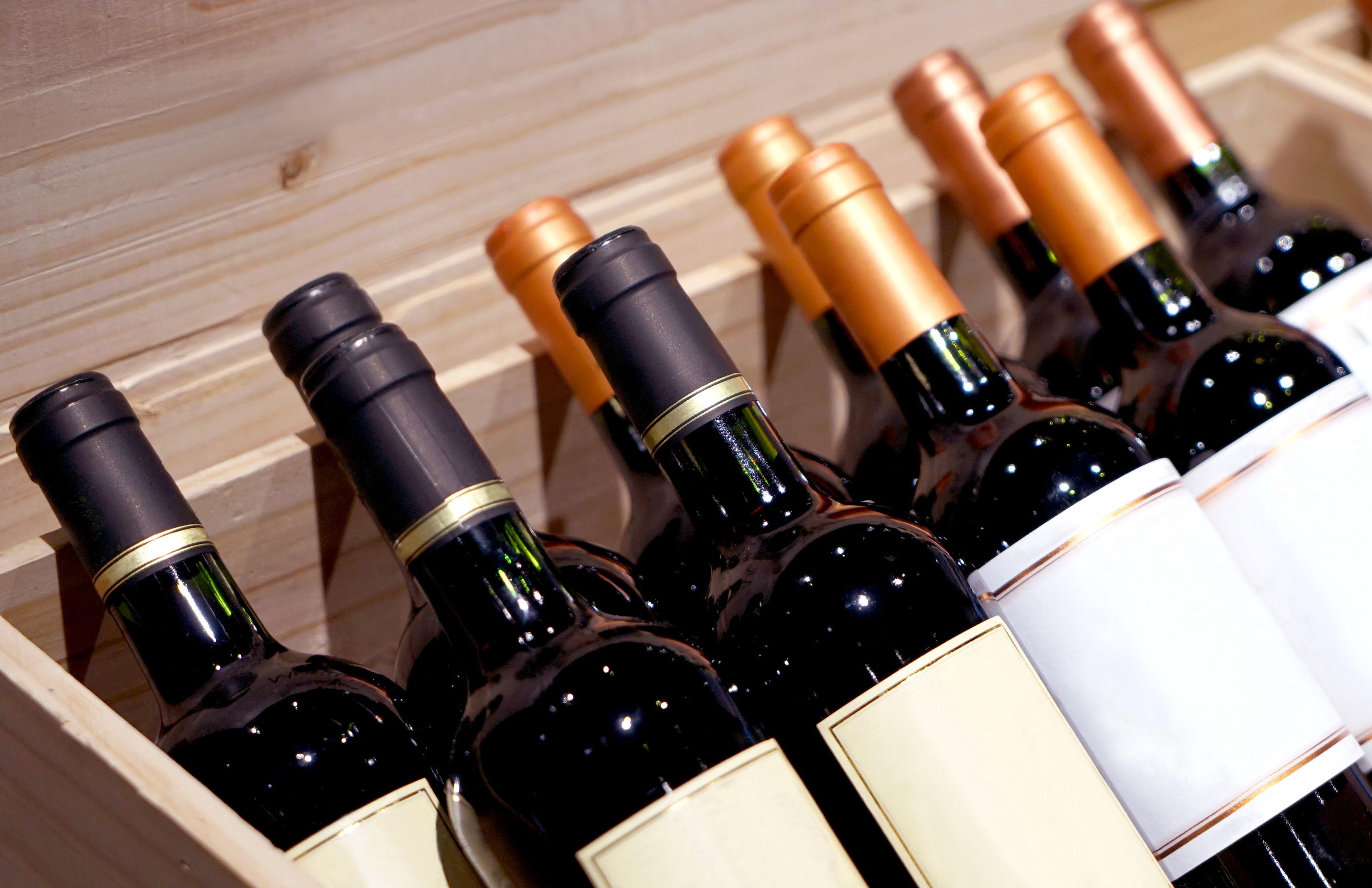 未開封のワインの保存方法とは