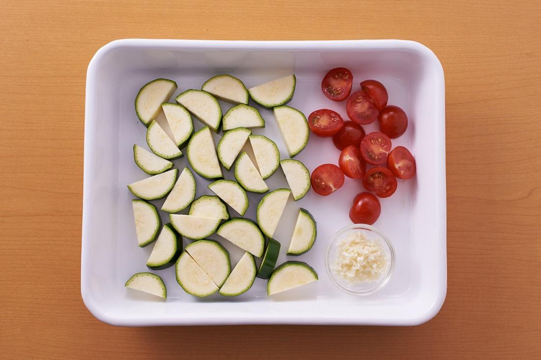 ワーママなつのおすすめレシピ第二十四弾!白ワインといただく旬の野菜ズッキーニを使ったお手軽レシピ
