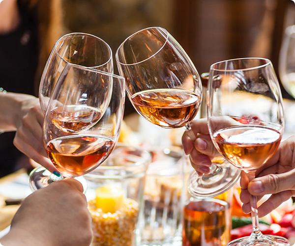 ワインを飲んで少し大人の気持ちを味わってみたい!