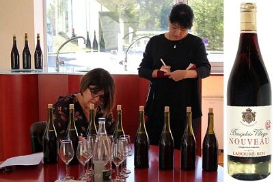 日仏女性醸造家がブレンド監修!令和元年の特別なボージョレ・ヴィラージュ・ヌーボー