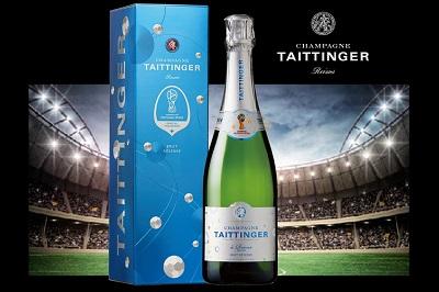 テタンジェ ブリュット レゼルヴ FIFAボトル2018とFIFAワールドカップを観戦したい!