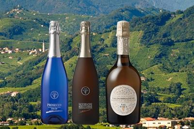 2019年世界遺産登録・プロセッコのワイン畑から3アイテム新発売