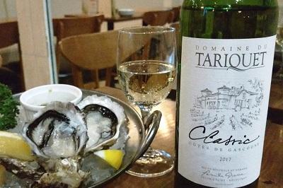 【広島県漁連公認】「牡蠣に合う」タリケの白ワイン