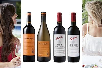 新年!幸運のワイン、ペンフォールズとミティークで幕開けを!