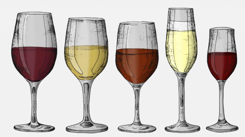 知っておくと便利なワインの種類!分類別の特長とは
