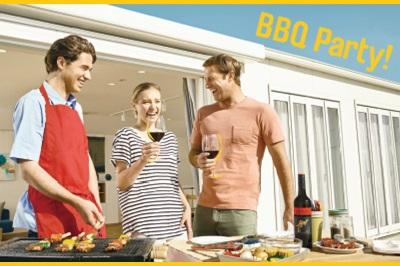 BBQの本場オーストラリアのワイン、[イエローテイル]でバービーしよう!