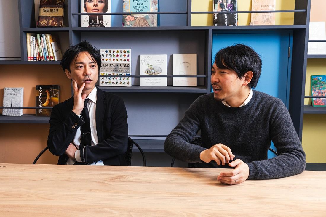 チョコレートとワインの相性を検証するD'RENTY CHOCOLATE代表 チョコレートソムリエ 森澤 祐介さんとワインyoutuber Yukioさん