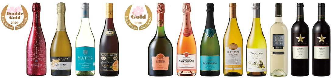 サクラアワード2020ダブルゴールド・ゴールド受賞全アイテム