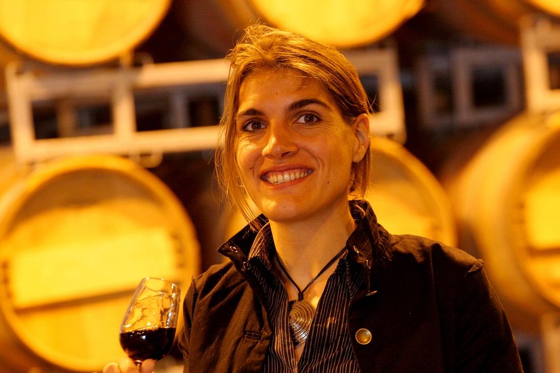 南フランスのワイン「ラ・キュベ・ミティーク」の女性醸造責任者 マリー・ジュリアン