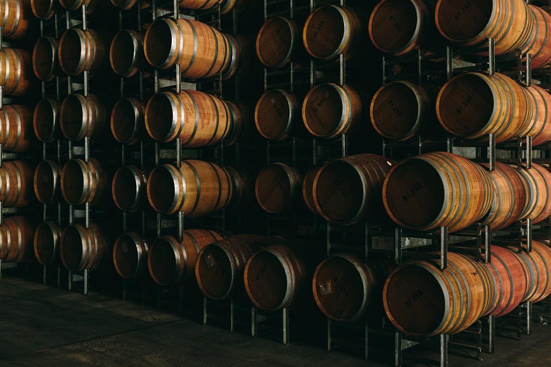 ピーター・レーマンのワインセラー