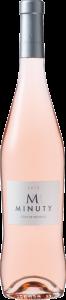 エム・ド・ミニュティーのワインボトル