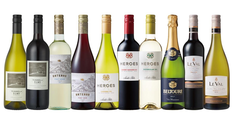 日本ポテトサラダ協会と行ったポテトサラダに合うワインの品評会で試飲したポテトサラダに合うワイン候補10選