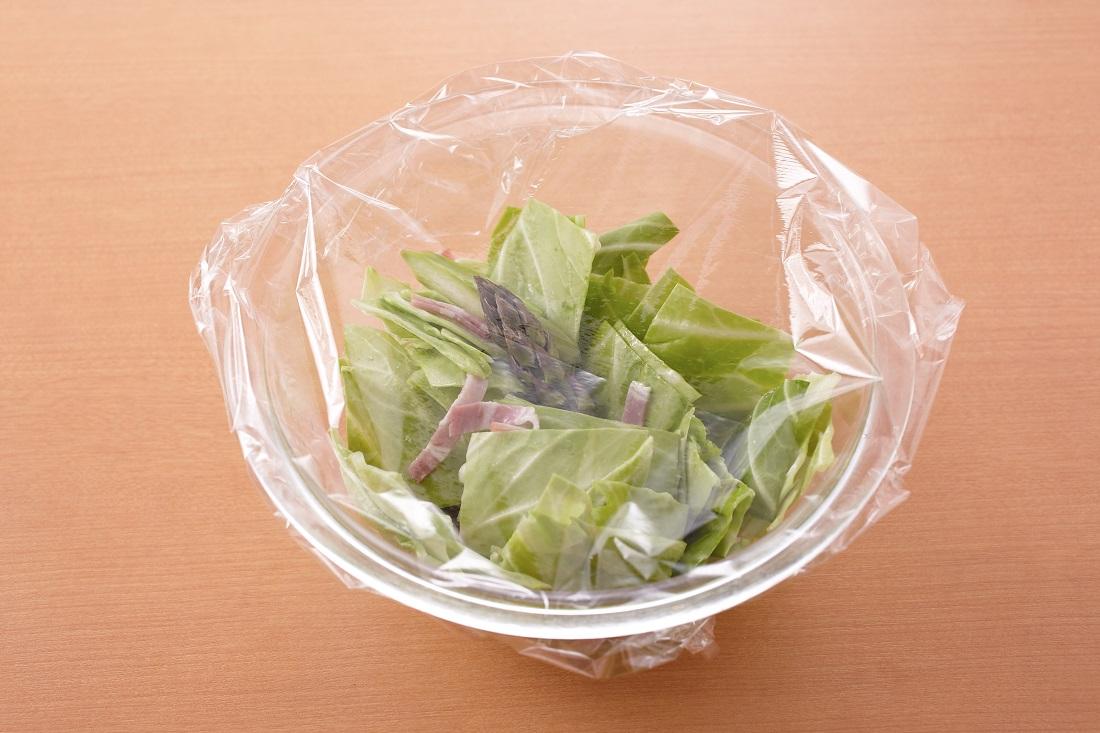 春野菜を使ったおしゃれなメニューとロゼワインでいつもと違う食卓に