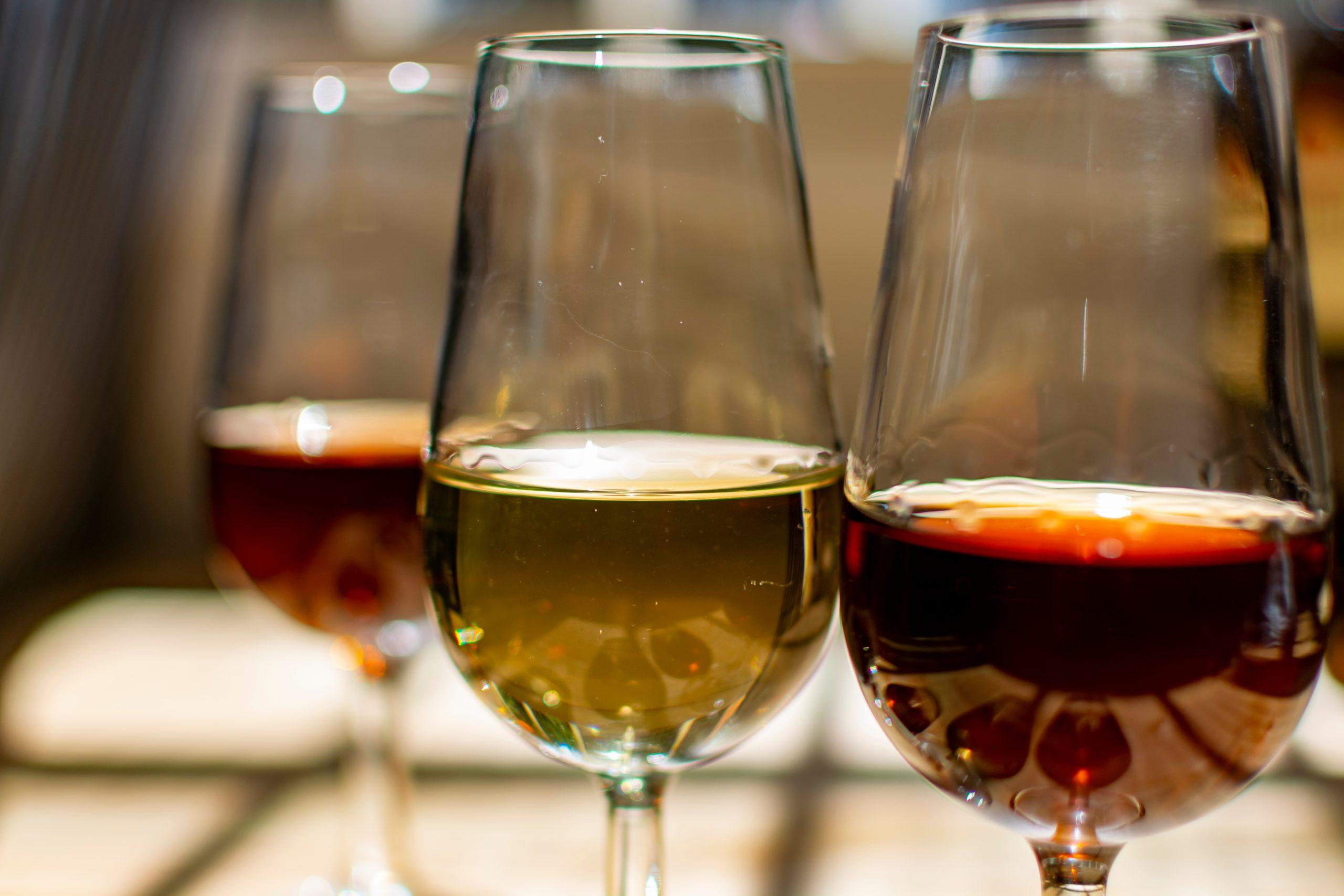 遅摘みワイン
