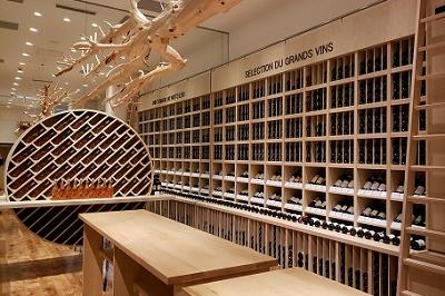 「フランスワイン専門店 ラ・ヴィネ」虎ノ門ヒルズ ビジネスタワーにオープン
