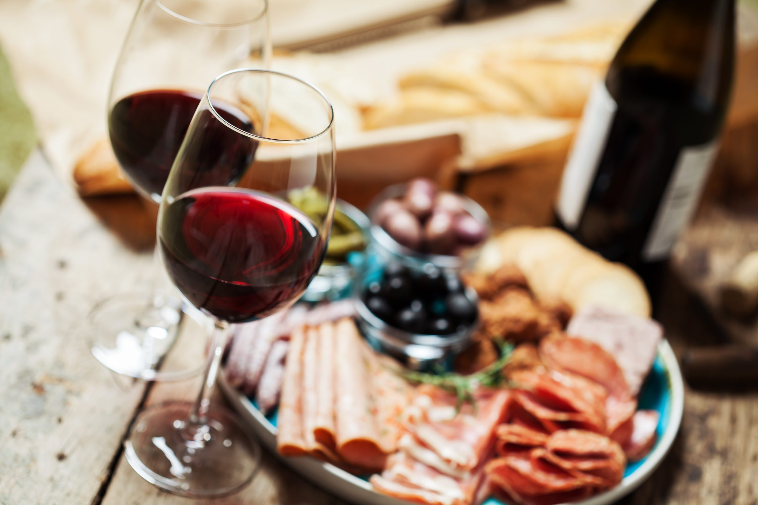 燻製のおつまみと相性の良いワインをご紹介