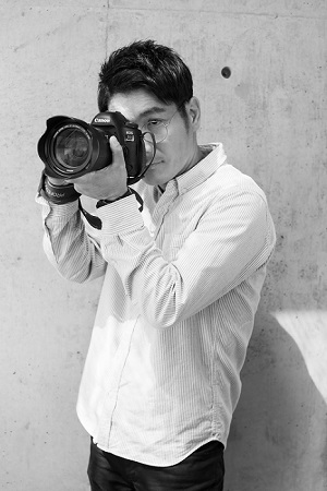 #やってみロゼ!のカメラマン、寺田智伸さん