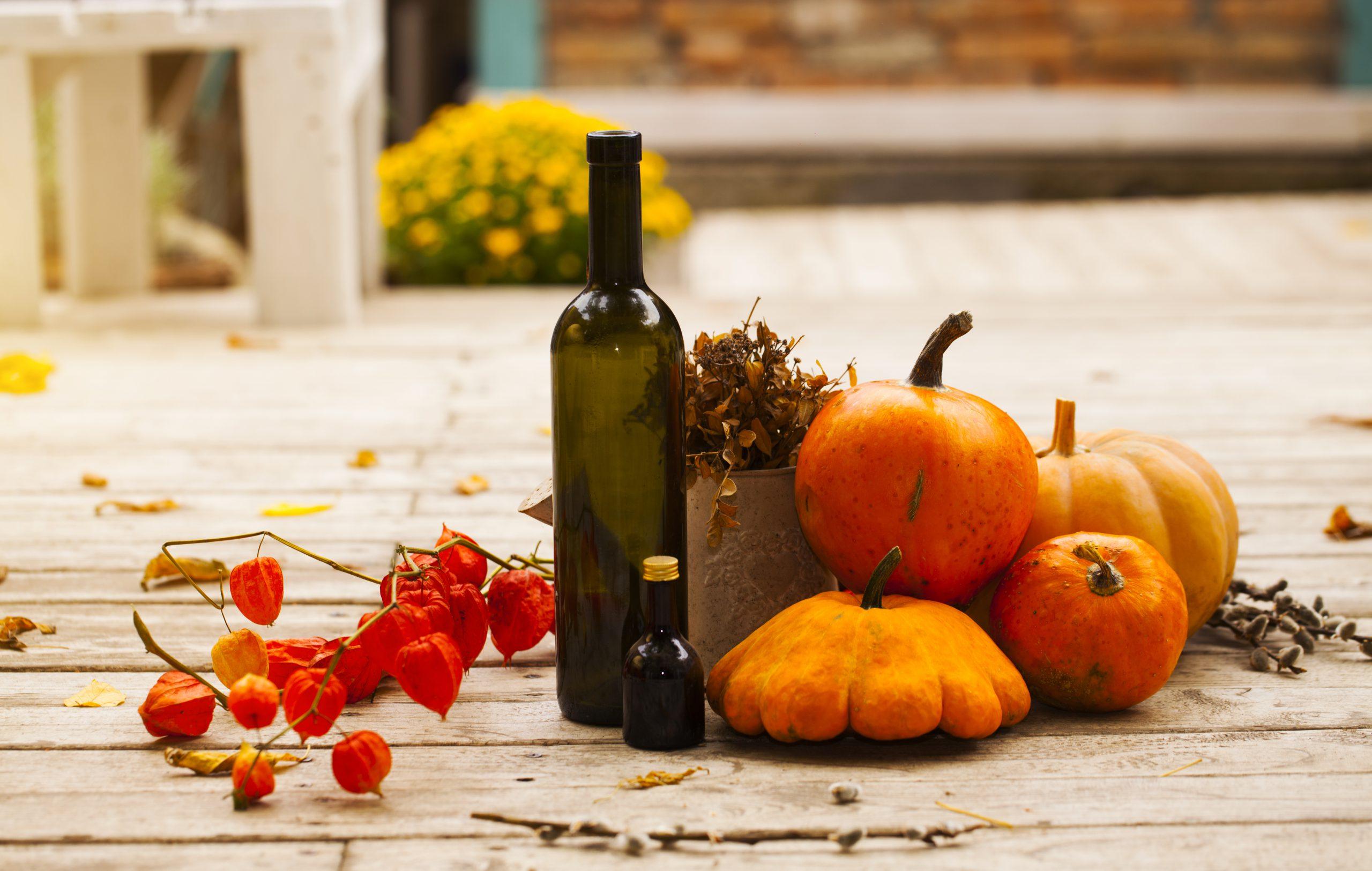 ワインでハロウィンをお祝い!ハロウィンに飲みたいワインを紹介