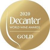 「テタンジェ コント・ド・シャンパーニュ ブラン・ド・ブラン2008」が受賞したデカンター・ワールド・ワイン・アワーズ2020の金賞