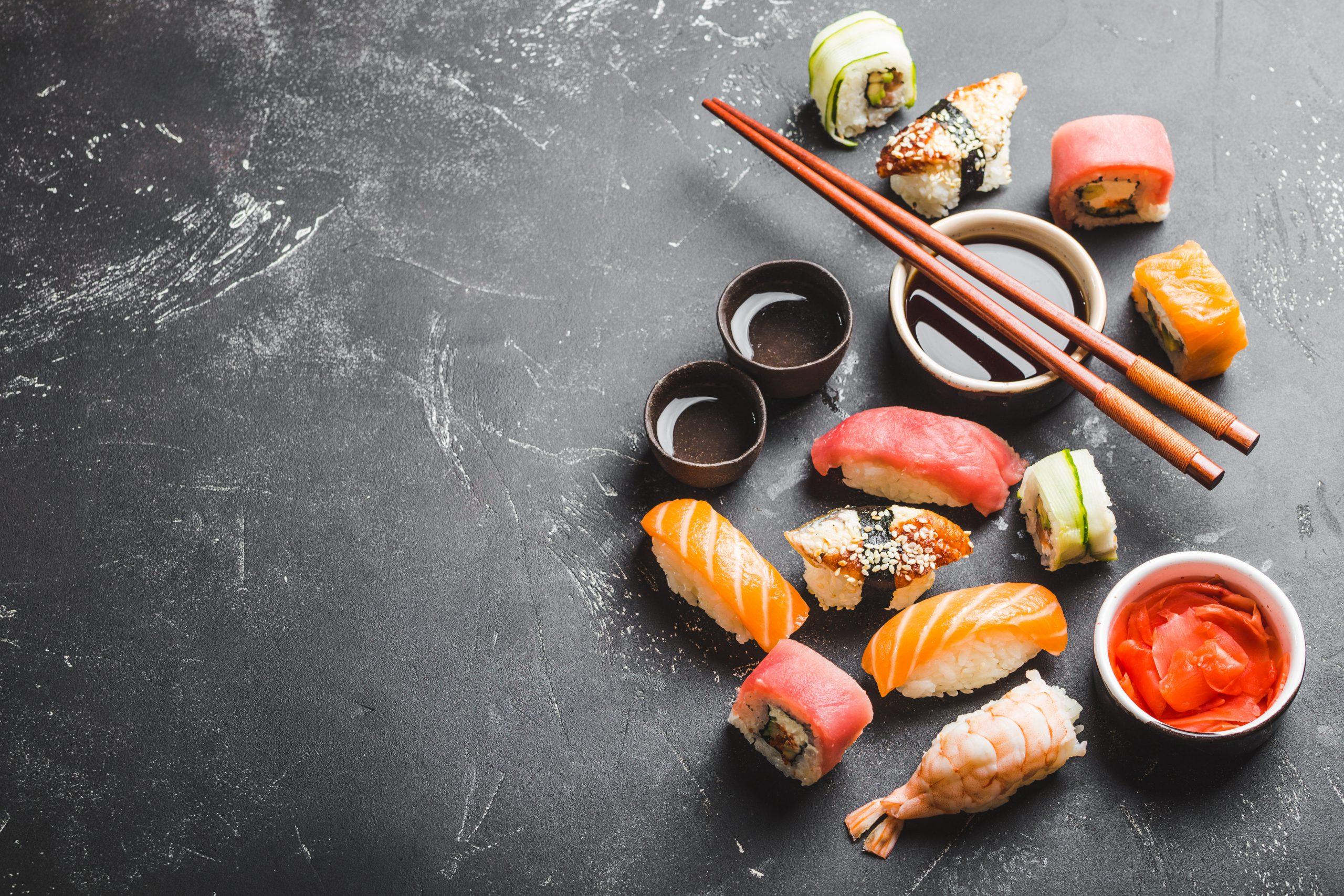 お寿司とワインで贅沢な気分を味わおう!お寿司に合うワインも紹介