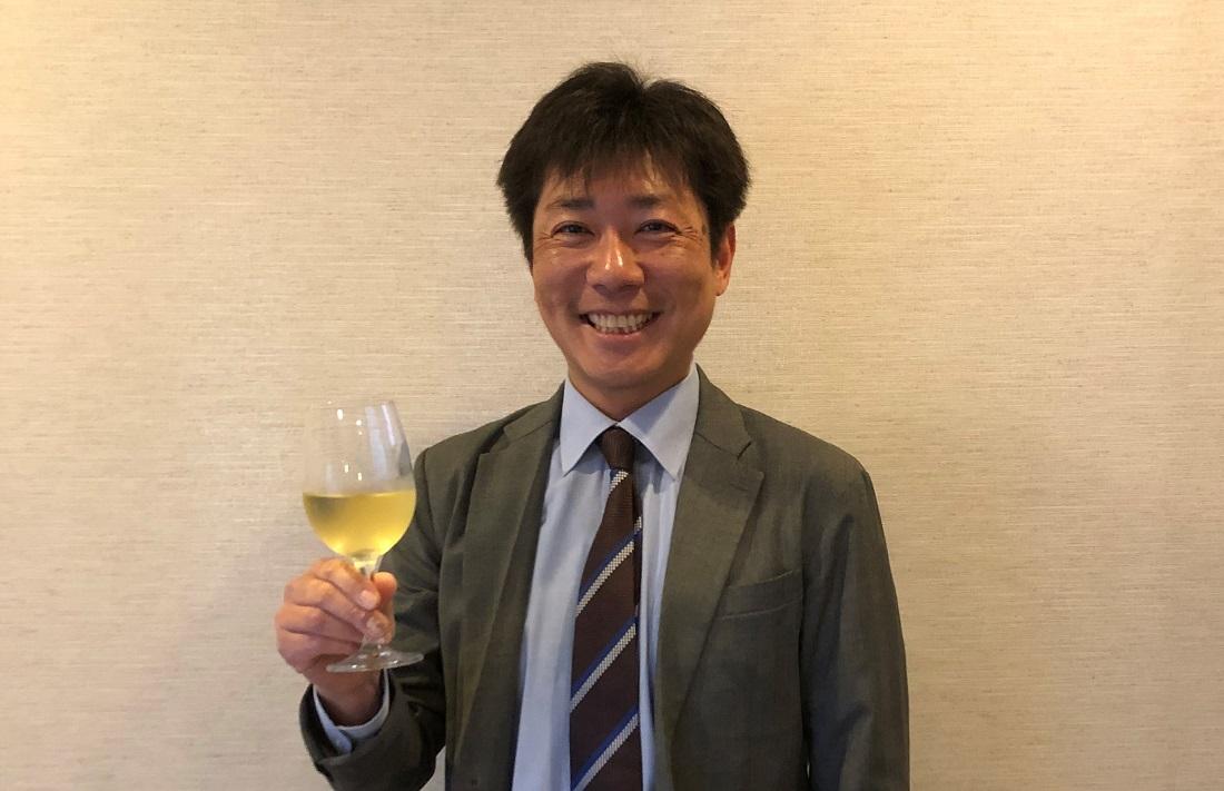 カクヤス×サッポロ 第2回オンラインワインセミナー講師 サッポロビール㈱ ワイン&スピリッツマーケティング統括部 中川貴文