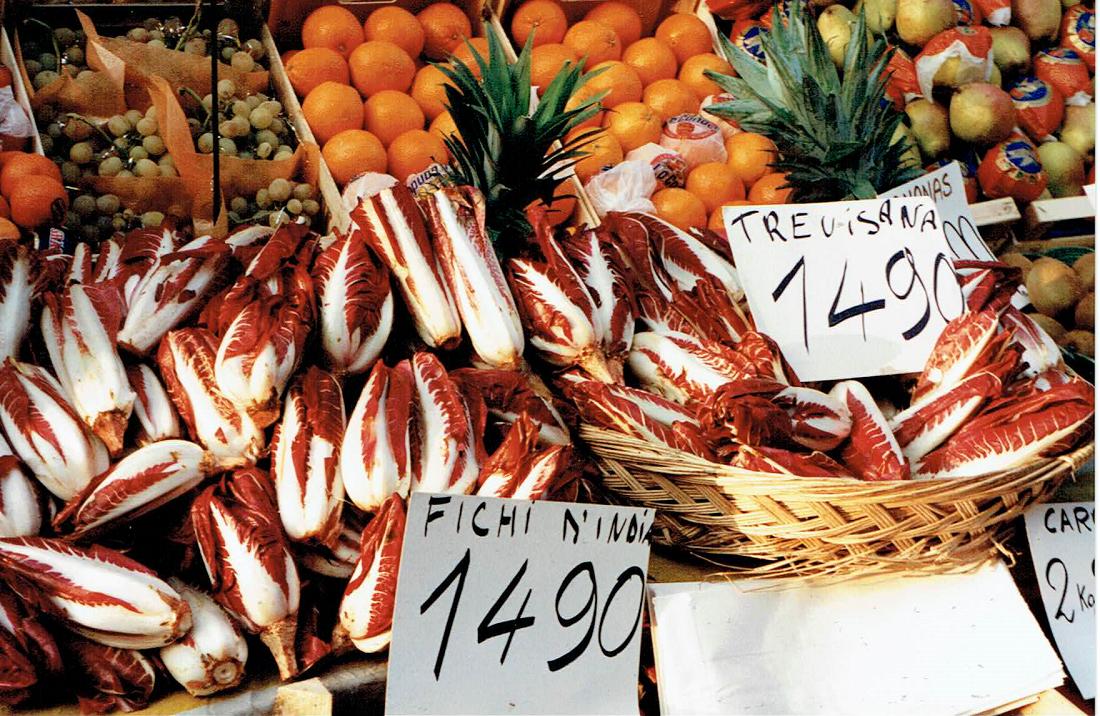 【ヴェネト州編】イタリア愛が止まらない!林茂さんと楽しく学ぶイタリア食文化特集!ラディッキオ・ディ・トレヴィーゾ画像